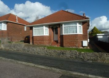 Thumbnail 2 bed detached bungalow to rent in Cowper Road, Southampton