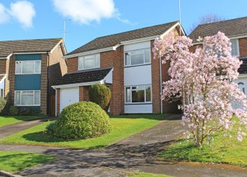 Thumbnail 4 bed detached house for sale in Brookfields, West Wellow, Romsey
