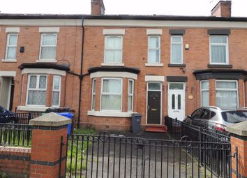 Thumbnail 4 bed terraced house for sale in North Road, Clayton, Manchester