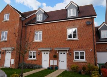 Thumbnail 4 bed town house to rent in Northcourt Mews, Abingdon-On-Thames