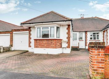 Thumbnail 3 bed semi-detached bungalow for sale in Cameron Close, Leigh-On-Sea, Essex