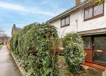Thumbnail 2 bed end terrace house for sale in Sycamore Close, Langley Green, Crawley, West Sussex