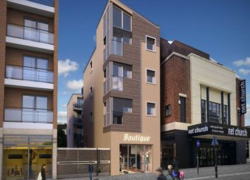 Thumbnail 1 bed flat for sale in Spital Street, Dartford