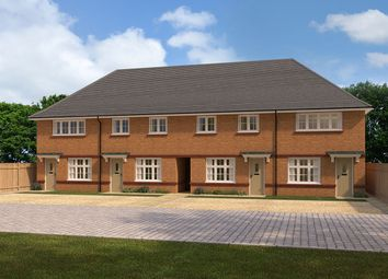 "Thumbnail 2 bed terraced house for sale in ""Ledbury"" at Camomile Way, Newton Abbot"