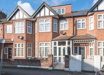 Thumbnail 5 bed terraced house for sale in Stuart Road, Southfields, London