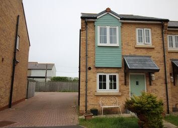 Thumbnail 2 bedroom semi-detached house for sale in St. Ebbas Way, Beadnell, Chathill
