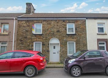 Thumbnail 3 bed terraced house to rent in Park Street, Treforest