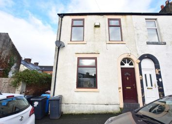 Thumbnail 2 bed end terrace house for sale in Rawlinson Street, Wesham, Preston