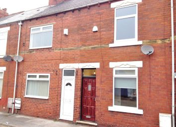Thumbnail 2 bed terraced house to rent in Brookside Terrace, South Elmsall, Pontefract
