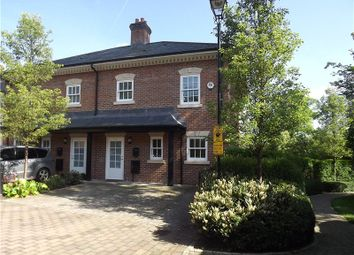 Thumbnail 4 bedroom end terrace house to rent in Quoitings Drive, Marlow, Buckinghamshire