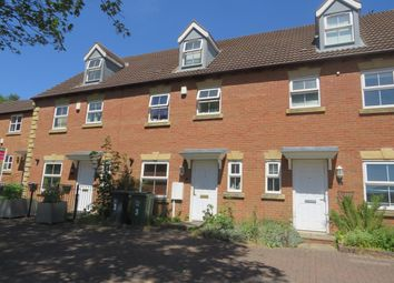 Thumbnail 4 bed town house to rent in Colling Close, Loughborough