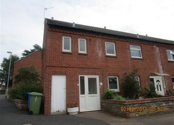 Thumbnail 4 bedroom property to rent in Donchurch Close, Norwich