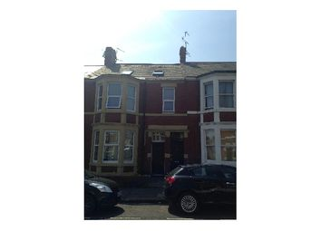 Thumbnail 3 bed flat to rent in Shortridge Terrace, Jesmond, Jesmond