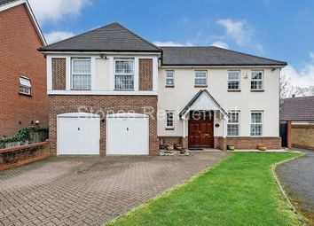 Thumbnail 5 bed property for sale in Partridge Close, Stanmore