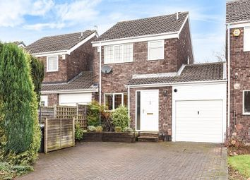 Thumbnail 3 bed link-detached house for sale in Lidgett Hill, Roundhay, Leeds