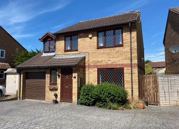 Thumbnail 4 bed detached house for sale in Foxglove Way, Calne