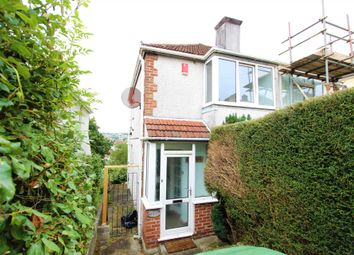 Thumbnail 2 bed semi-detached house to rent in Cardinal Avenue, St Budeaux