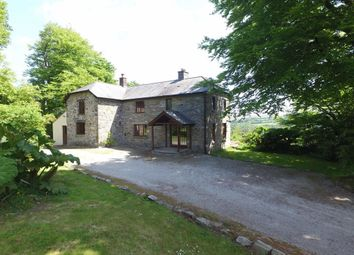 Thumbnail Detached house for sale in Lydford, Okehampton