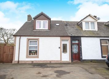 Thumbnail 2 bed end terrace house for sale in Cumbernauld Road, Moodiesburn, Glasgow