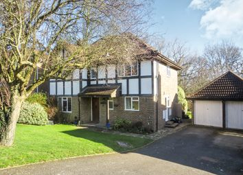 Thumbnail 5 bed detached house for sale in Melksham Close, Lower Earley, Reading