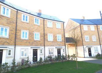 Thumbnail 3 bed terraced house to rent in Elbridge Avenue, Bognor Regis