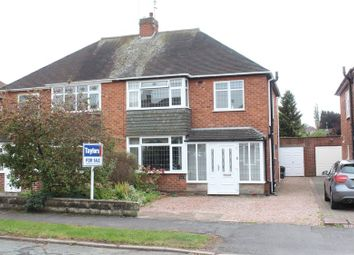 Thumbnail 3 bed semi-detached house for sale in Holcroft Road, Kingswinford