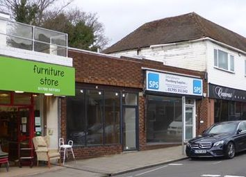 Thumbnail Retail premises for sale in 66-68 West Street, Sitingbourne, Kent