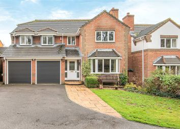 Wood End Way, Knightwood Park, Chandler's Ford, Hampshire SO53. 5 bed detached house for sale