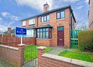 Thumbnail 3 bed semi-detached house for sale in Warmingham Road, Crewe