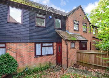 Thumbnail 2 bed terraced house for sale in Violet Close, Walderslade Woods, Chatham, Kent