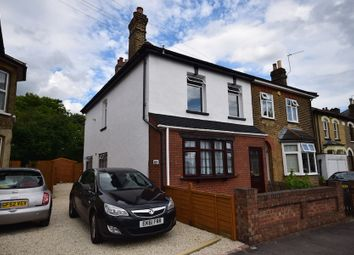 Thumbnail 2 bed maisonette for sale in Manor Road, Gidea Park, Romford