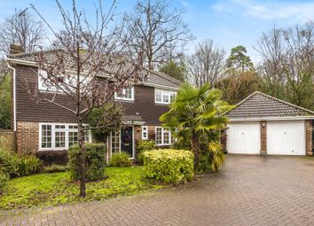 5 bed detached house for sale in Beaulieu Close, Bracknell RG12
