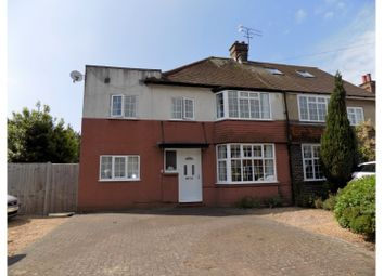 5 bed semi-detached house for sale in Terringes Avenue, Worthing BN13