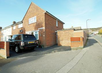 Thumbnail 2 bedroom end terrace house for sale in Shelley Avenue, Portsmouth