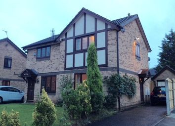 Thumbnail 2 bed semi-detached house to rent in Chaffinch Close, Sharston, Manchester