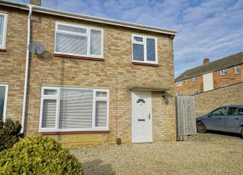 Thumbnail 3 bed end terrace house for sale in Childs Pond Road, St. Neots