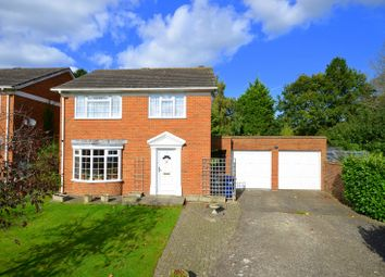 Thumbnail 4 bed detached house for sale in Barber Drive, Cranleigh