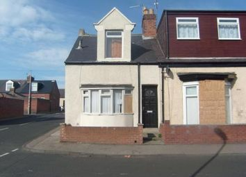 Thumbnail 1 bedroom terraced house for sale in St Leonard Street, Sunderland