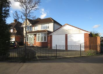 Thumbnail 4 bed detached house for sale in Hawthorne Road, Castle Bromwich, Birmingham