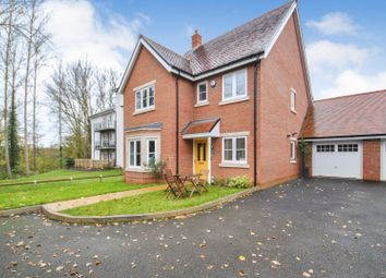 Thumbnail 4 bed detached house for sale in Turvin Crescent, Gilston, Harlow, Essex