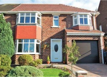 Thumbnail 4 bed semi-detached house for sale in Dovedale Road, Herringthorpe, Rotherham