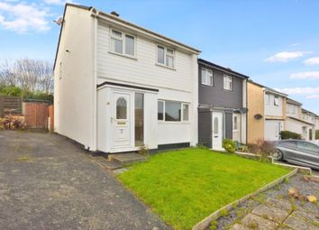 Thumbnail 3 bedroom semi-detached house for sale in Lynher Drive, Saltash, Cornwall