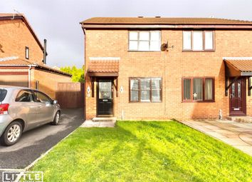 2 bed semi-detached house for sale in Lancashire Gardens, St. Helens WA10