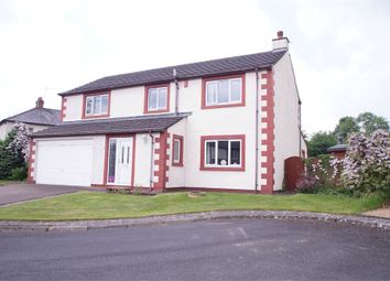Thumbnail 4 bed detached house for sale in The Meadows, Southwaite, Carlisle, Cumbria