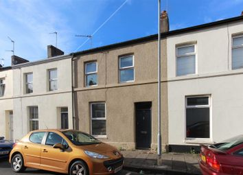 Thumbnail 3 bedroom terraced house to rent in Mortimer Road, Cardiff