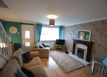 Thumbnail 3 bedroom semi-detached house for sale in Chichester Close, Brunton Bridge, Newcastle Upon Tyne
