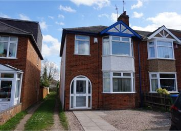 Thumbnail 4 bed end terrace house for sale in Shenstone Avenue, Hillmorton, Rugby