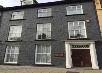 Thumbnail 1 bed flat to rent in Flat 3, 26 North Parade, Aberystwyth, Ceredigion