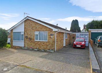 Thumbnail 2 bed bungalow for sale in Berkeley Close, Dunkirk, Faversham, Kent