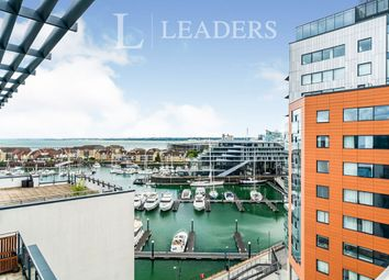 Thumbnail 2 bed flat to rent in The Blake Building, Ocean Way, Southampton